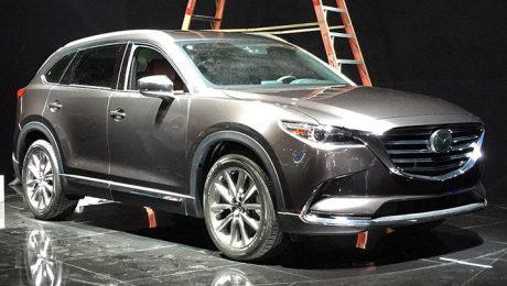 2016 Mazda CX 9 images