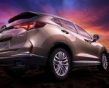 Images of 2017 Acura CDX SUV