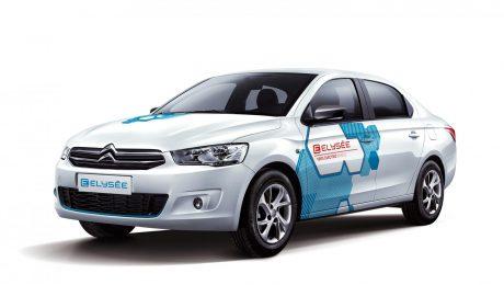 C-Elysee sedan Beijing Auto Show