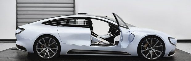 LeEco a driverless car