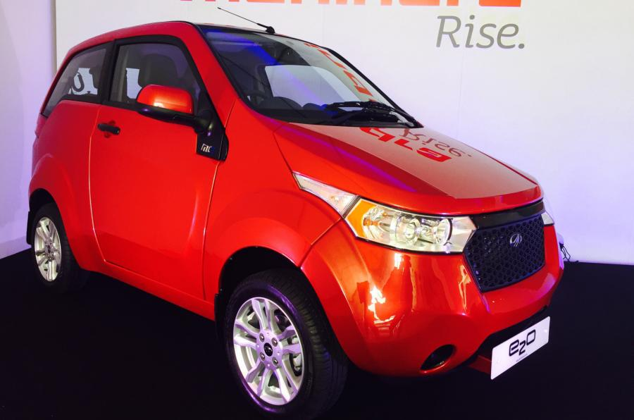 Images of Mahindra e2o