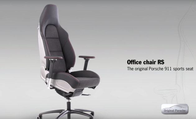 Porsche Office Chair RS images