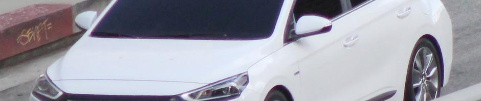 Hyundai ioniq images