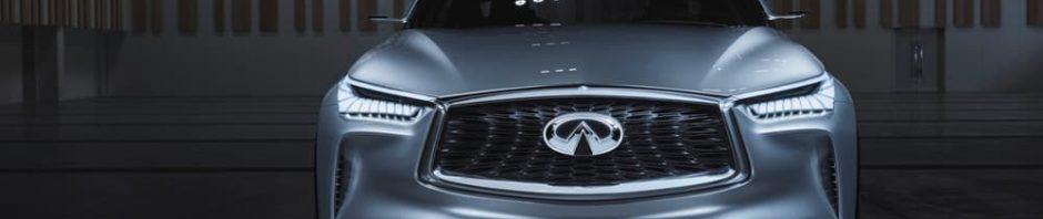 Images of Nissan's Infiniti qx sport inspiration concept