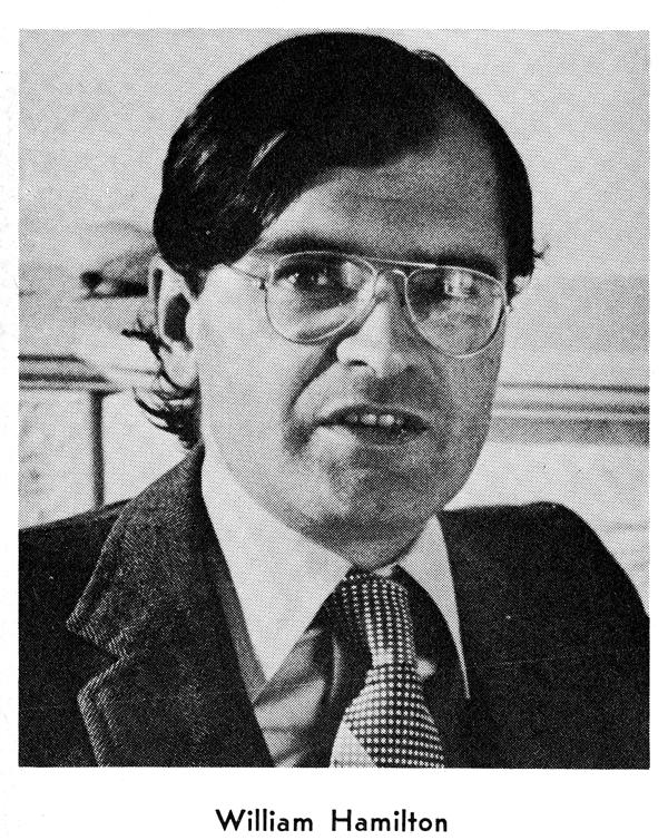 William Hamilton, cartoonist