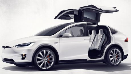 Telsa Model X images