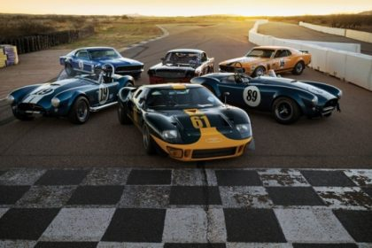 Vintage Ford Performance cars for auction
