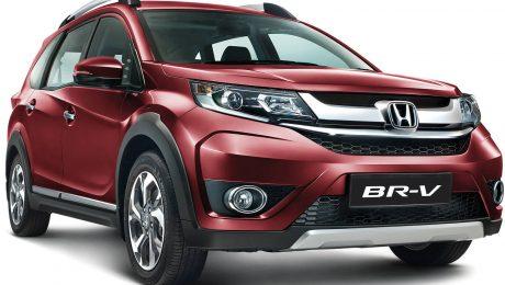 Honda BR-V Images