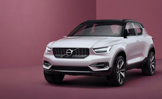 Images of Volvo Concept 40 Series EV Electric