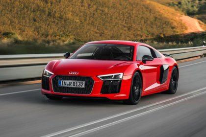 Images of Audi R8 V10 Plus