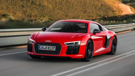 Images of Audi R8 V10 Plus