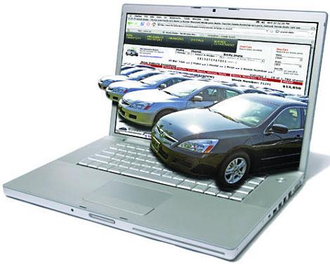 car sales online
