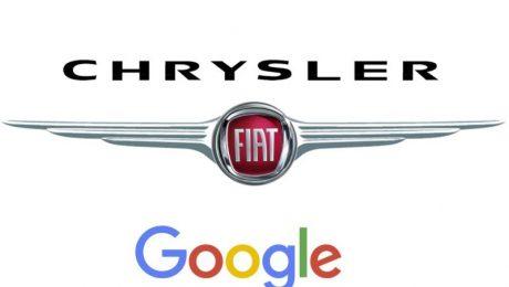 Fiat Chrysler and Google self-driving cars partnership