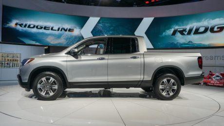 Images of Honda Ridgeline