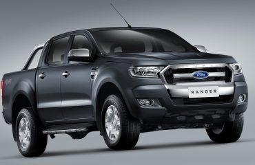 Images of New Ford Ranger