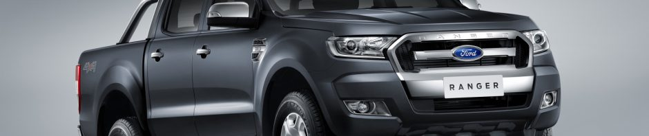Images of New Ford Ranger