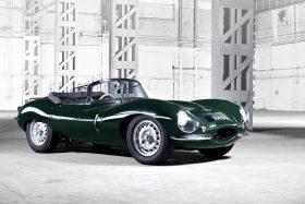 Images of Jaguar XKSS