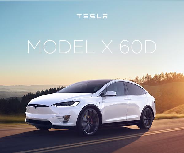 Images of Tesla Model X 60D