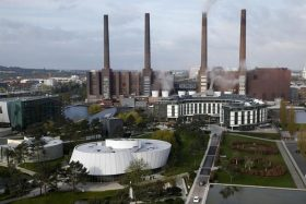Volkswagen factory Wolfsburg Germany