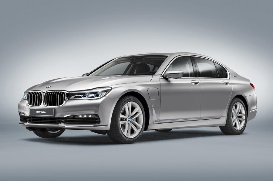 BMW 7 Series 740e iPerformance