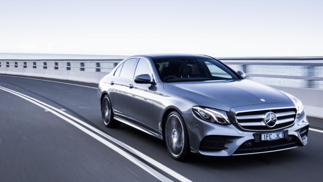 new Mercedes E Class images