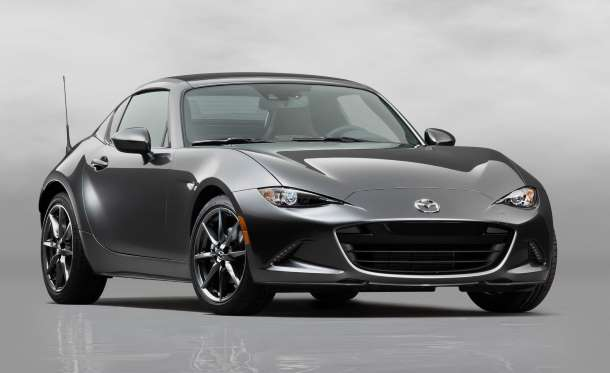 Images of 2017 Mazda MX-5 Miata RF