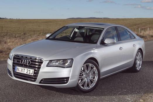 Audi A8 4.2 FSI Quattro images