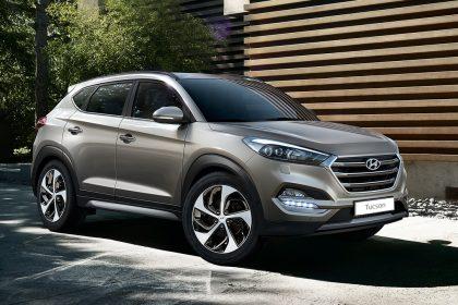 Hyundai Tuscon images