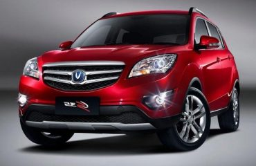 Changan CS35 images
