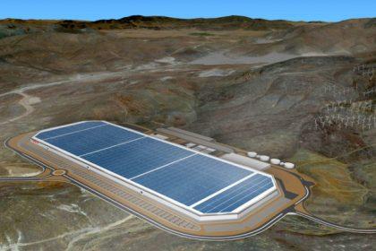 Gigafactory, Nevada