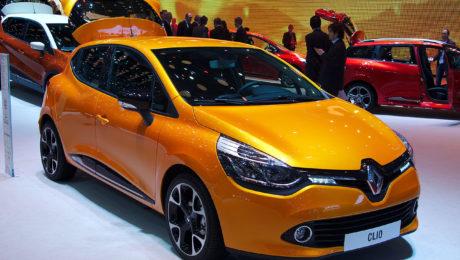 Renault Clio Geneva Motor Show