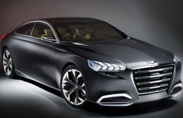 Images of 2017 Genesis G90