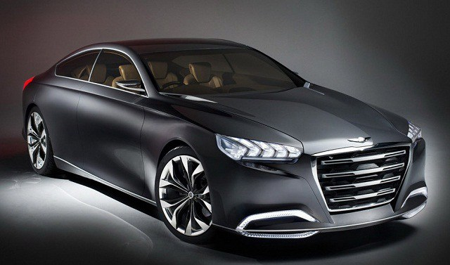 2017 Genesis G90 from Hyundai To Be Priced From $69,050 ...