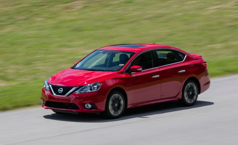 Images of 2017 Nissan Sentra SR Turbo
