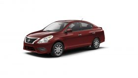 Images of Nissan Versa Sedan