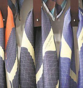 Aston Martin scarfs