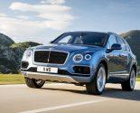 Bentley Bentayga Diesel images