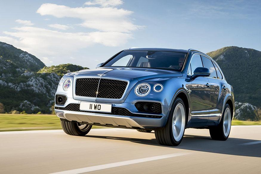 Bentley Bentayga Diesel images