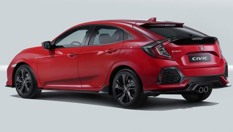 Images of New Honda Civic