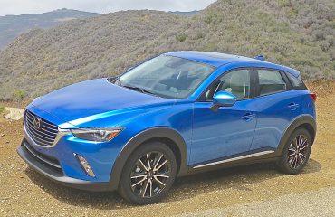 Mazda CX-3 crossover SUV