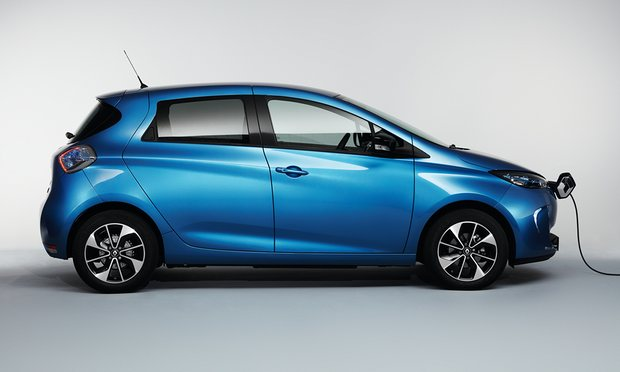 Renault Zoe images