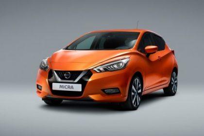 Nissan Micra Gen5 images