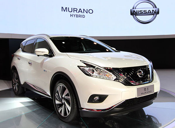 Images of Nissan Murano Hybrid