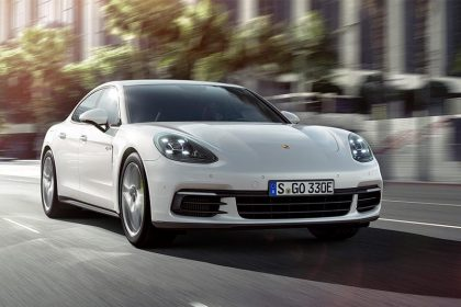 Porsche Panamera E