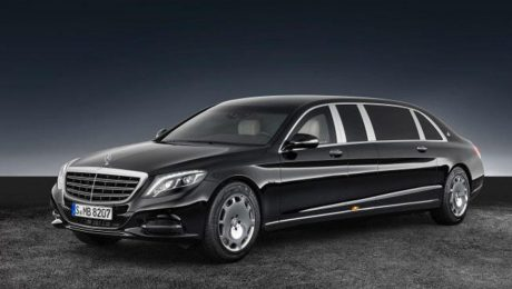 Images of Mercedes Maybach S 600 Pullman Guard