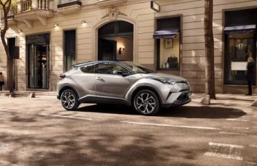Toyota C-HR crossover images