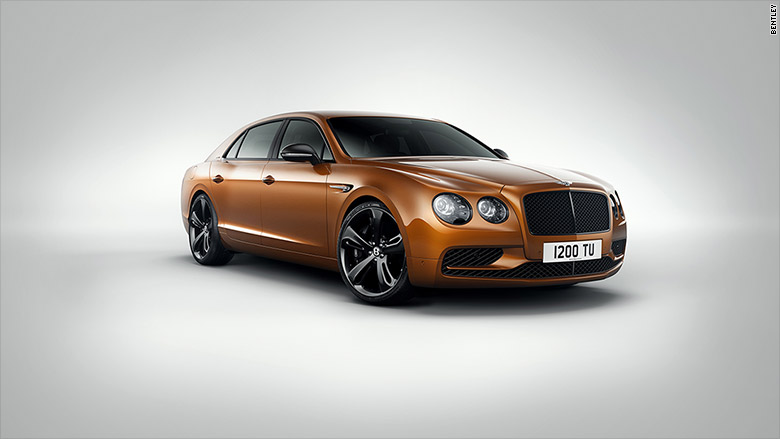 Bentley Flying Spur images