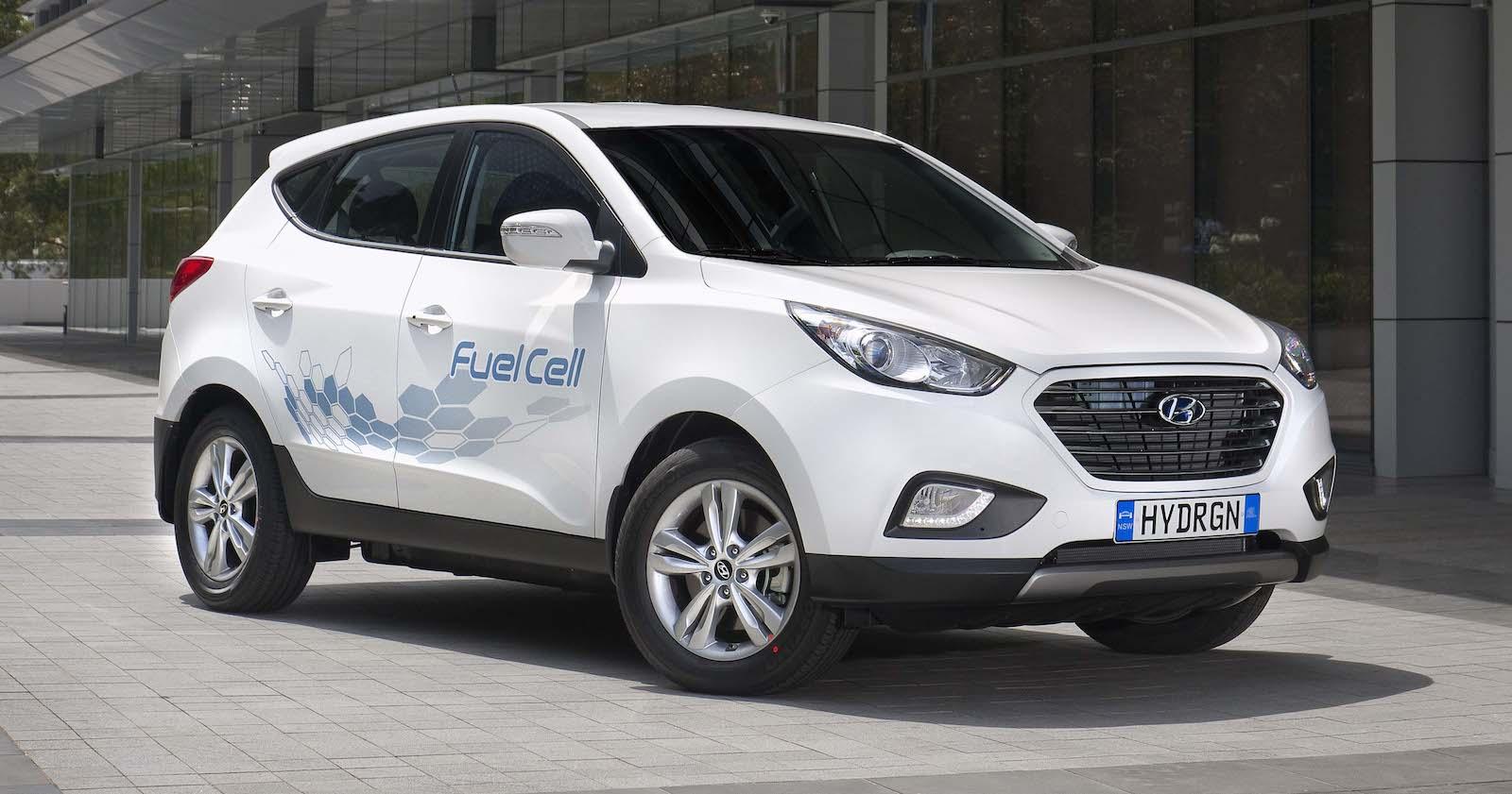 Hyundai Australia confirms 2018 launch date for hydrogen