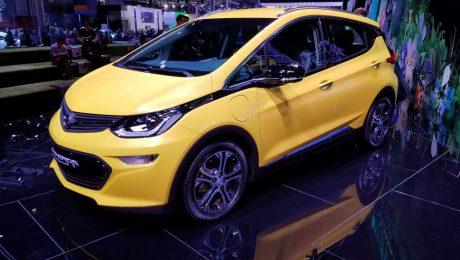 2017 Opel Amper-e Paris Motor Show