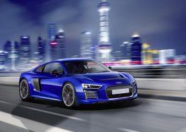 Audi R8 e-tron images